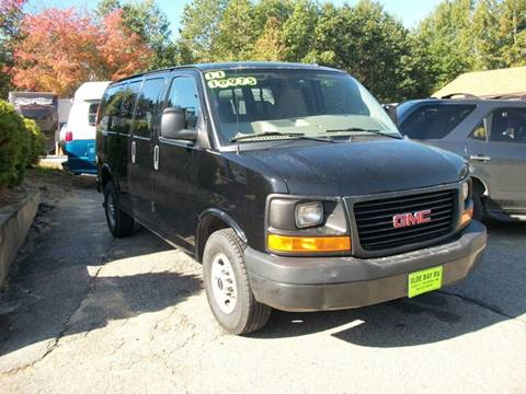 2011 GMC Savana Passenger for sale in Rochester, NH