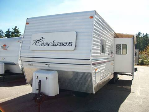 2003 Coachmen Spirit of America 297