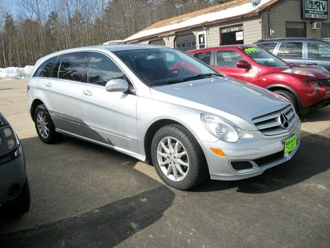 2006 Mercedes-Benz R-Class for sale at Olde Bay RV in Rochester NH