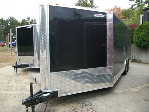 2018 Freedom 8.5X20 Enclosed for sale in Rochester, NH