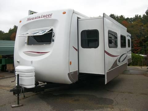 2005 Keystone Mountaineer 325FKBS for sale in Rochester, NH