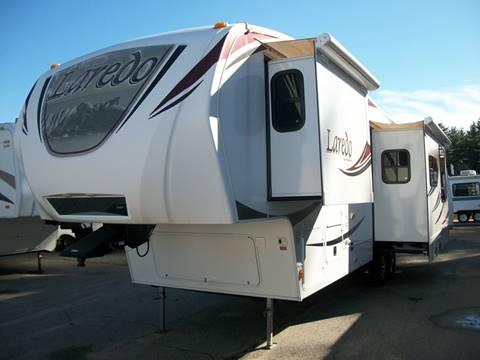 2012 Keystone Laredo 299 5th Wheel for sale in Rochester, NH