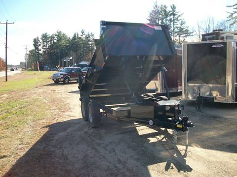 2019 Quality Steel 6X12TA Dump for sale in Rochester, NH