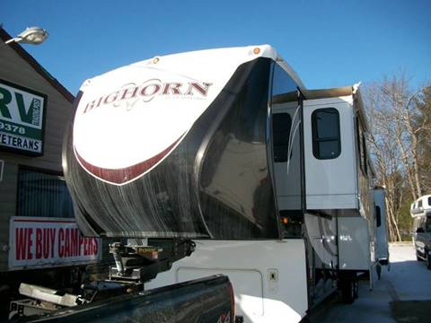 2013 Heartland Big Horn for sale in Rochester, NH