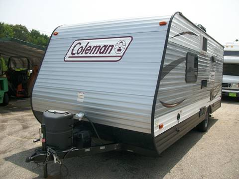 2016 Coleman 16FBS for sale in Rochester, NH