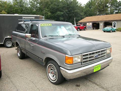 1988 Ford F-150 for sale in Rochester, NH