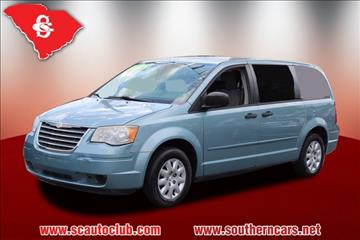 2008 Chrysler Town and Country for sale in Greer, SC