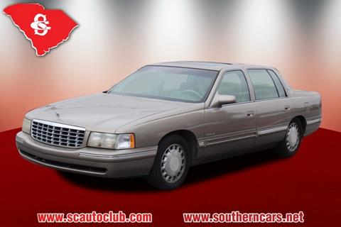 1999 Cadillac DeVille for sale in Greer, SC