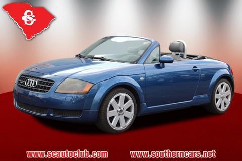2004 Audi TT for sale in Greer, SC