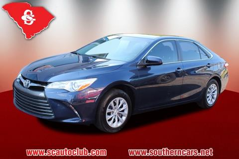 2017 Toyota Camry for sale in Greer, SC