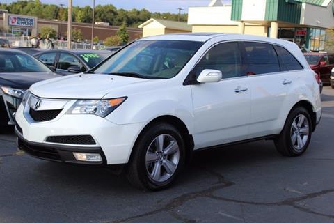 2013 Acura MDX for sale in Greer, SC