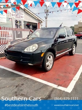 2005 Porsche Cayenne for sale in Greer, SC