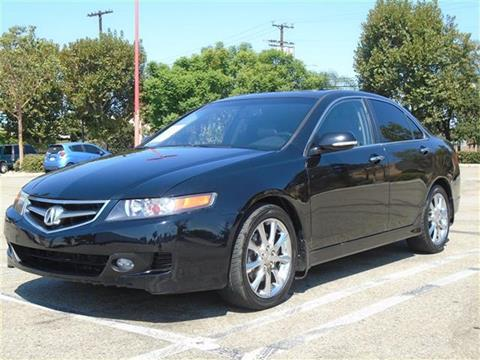 2008 Acura TSX for sale in Van Nuys, CA