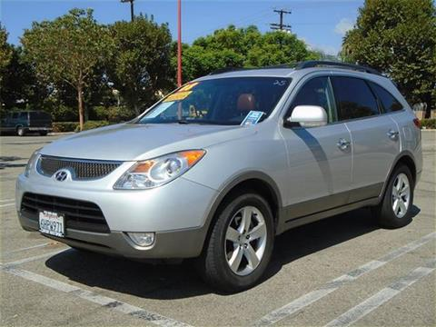 2008 Hyundai Veracruz for sale in Van Nuys, CA