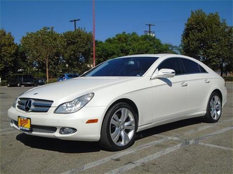 2009 Mercedes-Benz CLS for sale in Van Nuys, CA