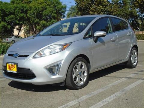 2012 Ford Fiesta for sale in Van Nuys, CA