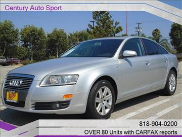 2006 Audi A6 for sale in Van Nuys, CA