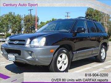 2006 Hyundai Santa Fe for sale in Van Nuys, CA