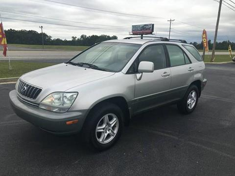 2002 Lexus RX 300 for sale in Chesnee, SC