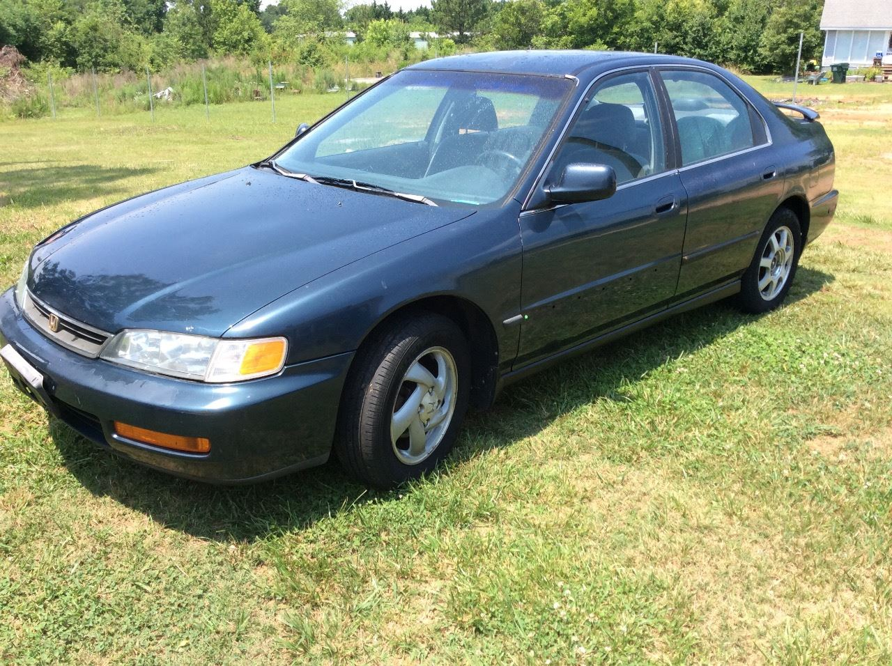1997 Honda Accord LX 4dr Sedan   Chesnee SC
