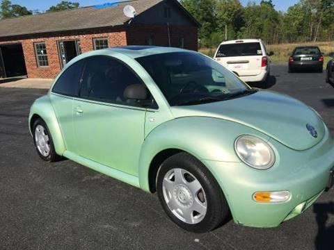2000 Volkswagen New Beetle for sale in Chesnee, SC