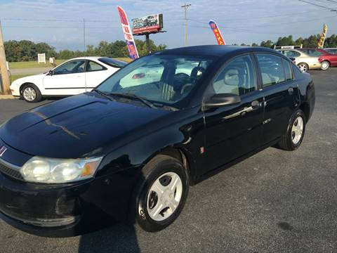 2003 Saturn Ion for sale in Chesnee, SC