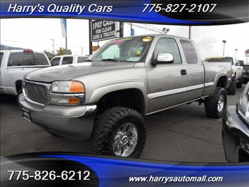 2000 GMC Sierra 2500 for sale in Reno, NV
