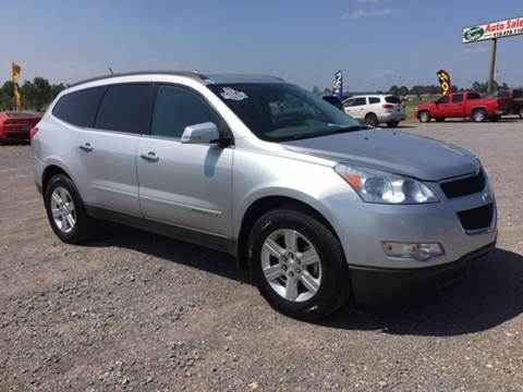2009 Chevrolet Traverse for sale in Fort Gibson, OK