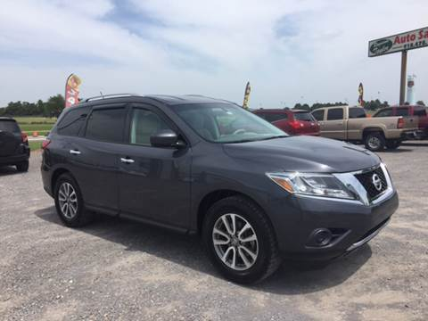 2013 Nissan Pathfinder for sale in Fort Gibson, OK