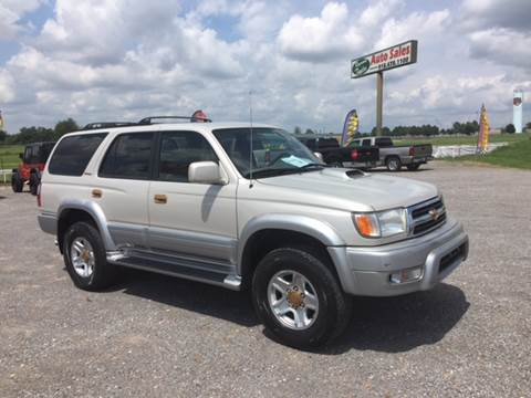 1999 Toyota 4Runner for sale in Fort Gibson, OK