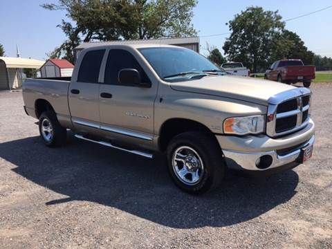 2004 Dodge Ram Pickup 1500 for sale in Fort Gibson, OK