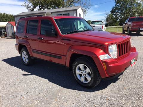 2010 Jeep Liberty for sale in Fort Gibson, OK