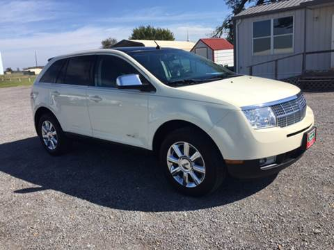 2007 Lincoln MKX for sale in Fort Gibson, OK
