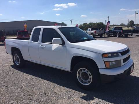 2009 Chevrolet Colorado for sale in Fort Gibson, OK