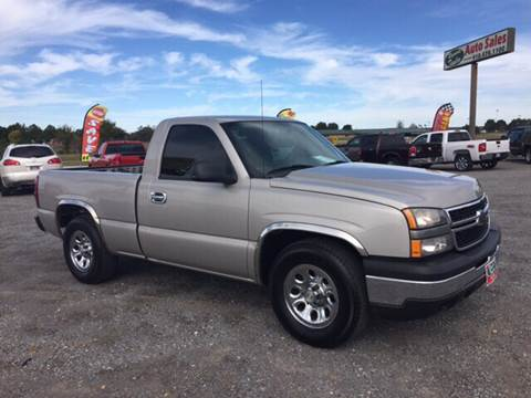 2007 Chevrolet Silverado 1500 Classic for sale in Fort Gibson, OK