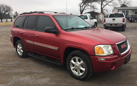 2004 GMC Envoy for sale in Fort Gibson, OK