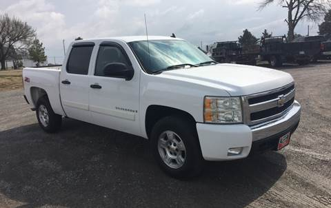 2008 Chevrolet Silverado 1500 for sale in Fort Gibson, OK