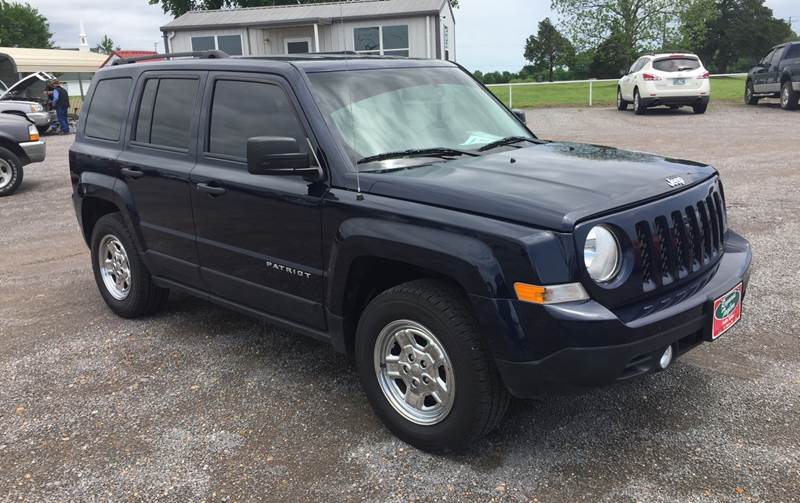 2016 Jeep Patriot 4x4 Sport 4dr SUV - Fort Gibson OK