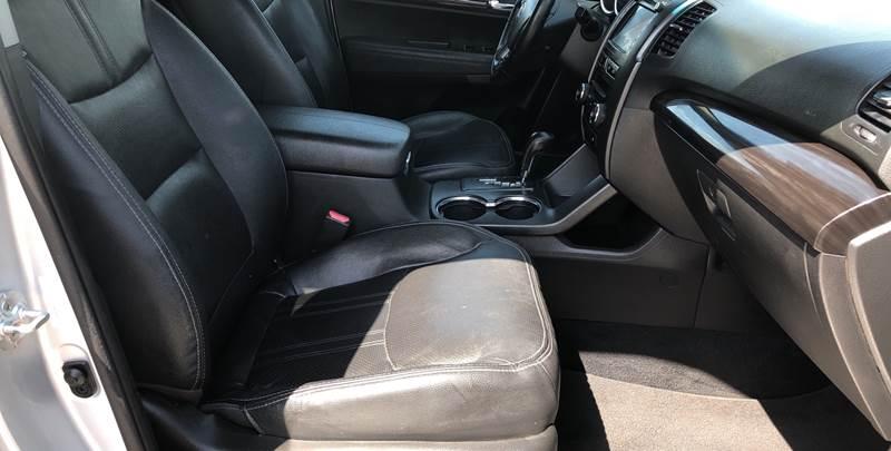 2012 Kia Sorento EX 4dr SUV (I4 GDI) - Fort Gibson OK