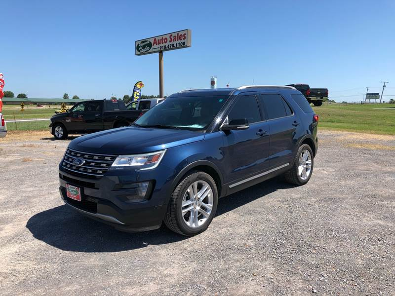 2016 Ford Explorer AWD XLT 4dr SUV - Fort Gibson OK