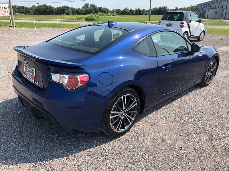 2015 Scion FR-S 2dr Coupe 6A - Fort Gibson OK
