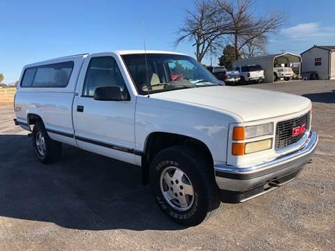 1995 GMC Sierra 1500 for sale in Fort Gibson, OK