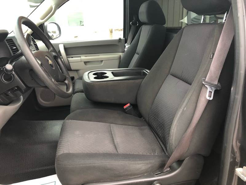 2010 Chevrolet Silverado 1500 4x2 Work Truck 2dr Regular Cab 6.5 ft. SB - Fort Gibson OK
