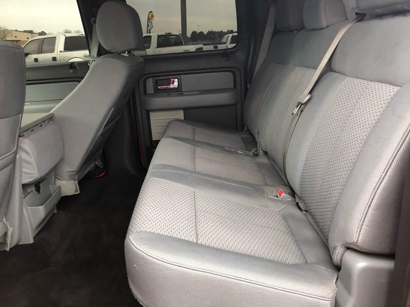 2013 Ford F-150 4x2 XLT 4dr SuperCrew Styleside 5.5 ft. SB - Fort Gibson OK