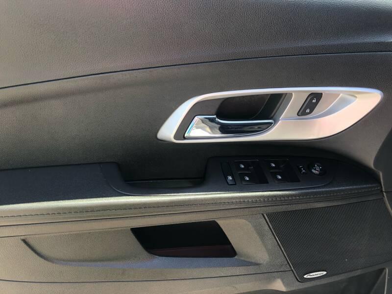 2017 Chevrolet Equinox Premier 4dr SUV - Fort Gibson OK