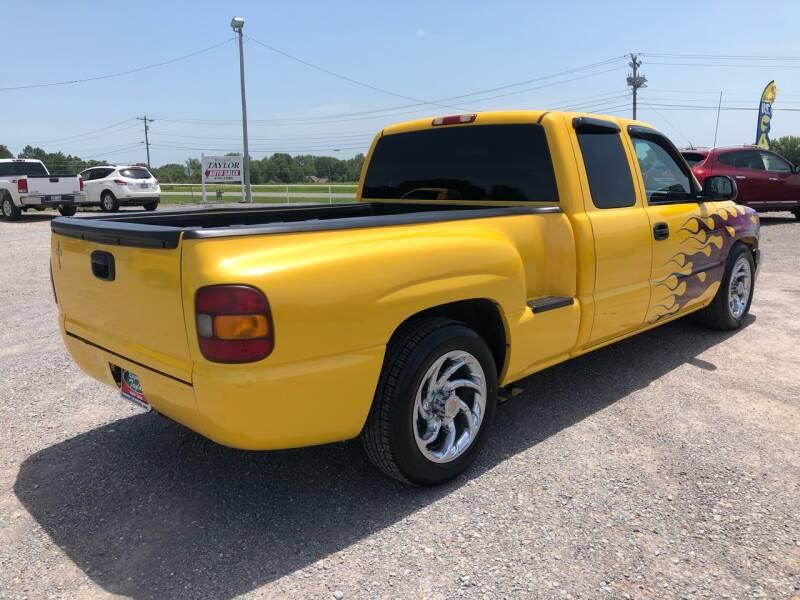 2001 Chevrolet Silverado 1500 4dr Extended Cab LS 2WD SB - Fort Gibson OK