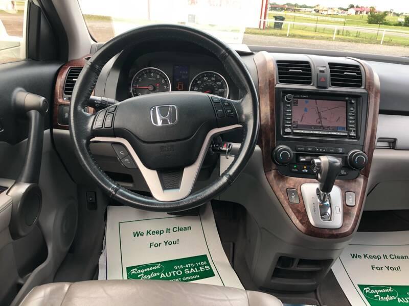 2011 Honda CR-V AWD EX-L 4dr SUV w/Navi - Fort Gibson OK
