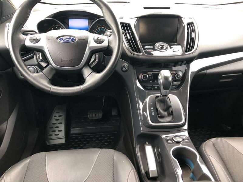 2013 Ford Escape AWD Titanium 4dr SUV - Fort Gibson OK