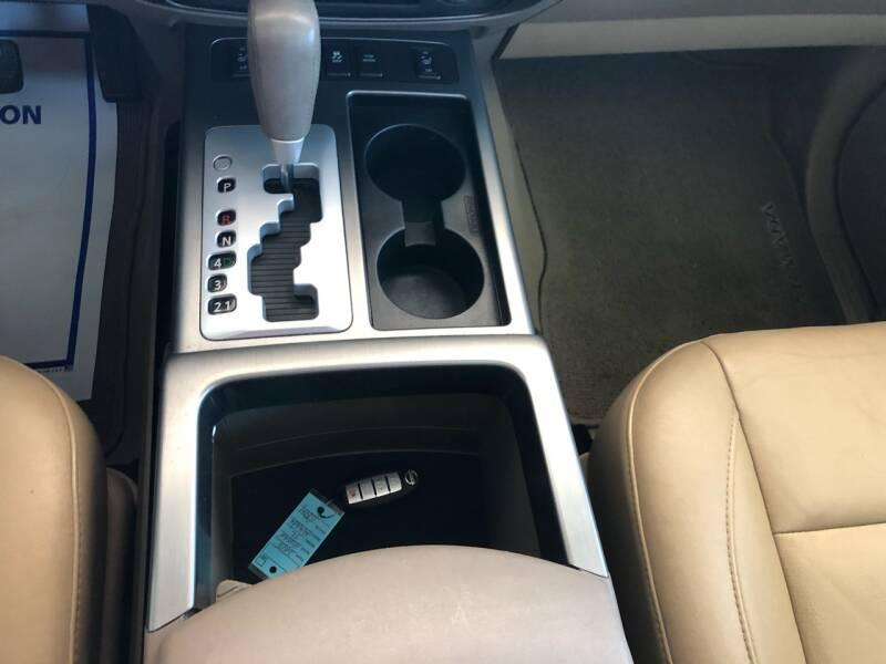 2013 Nissan Armada 4x2 SL 4dr SUV - Fort Gibson OK