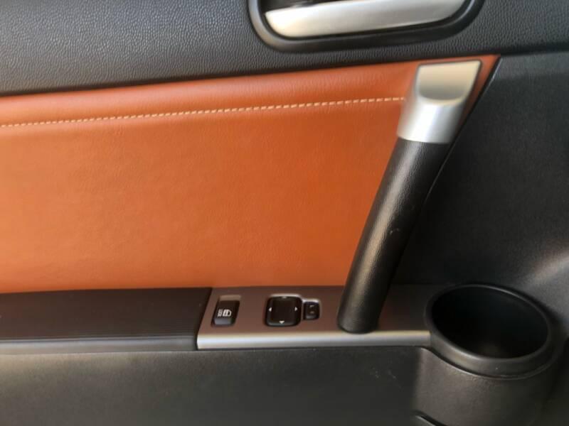 2008 Mazda MX-5 Miata Touring 2dr Convertible w/Power Hard Top (2L I4 6A) - Fort Gibson OK
